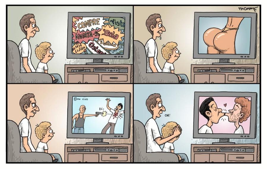 Странные стандарты воспитания