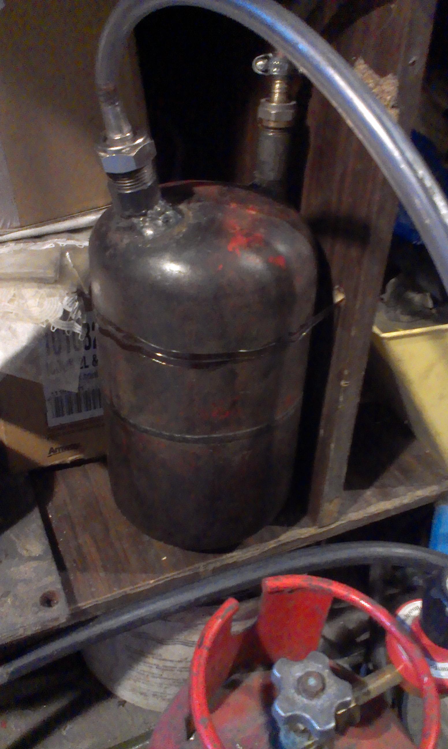 Бензиновая горелка своими руками 35