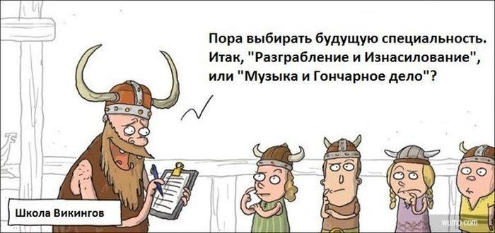 Школа викингов 1
