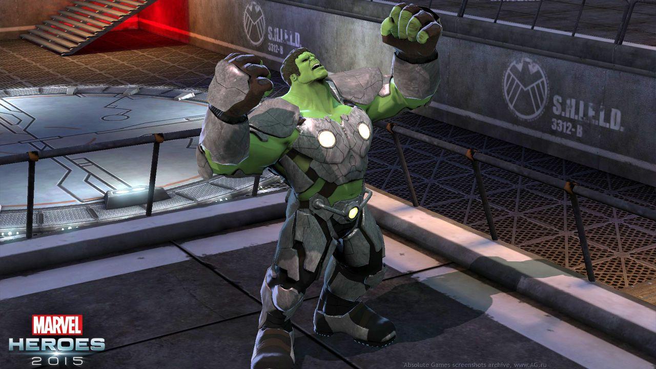 Marvel Heroes 2015 - скачать бесплатно торрент