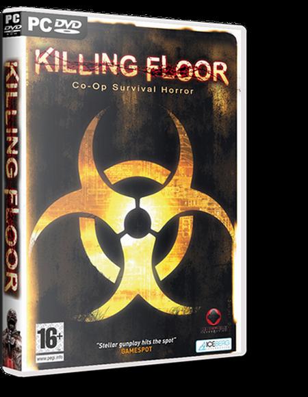 Killing Floor [v 1064] (2009) PC   RePack �� xGhost