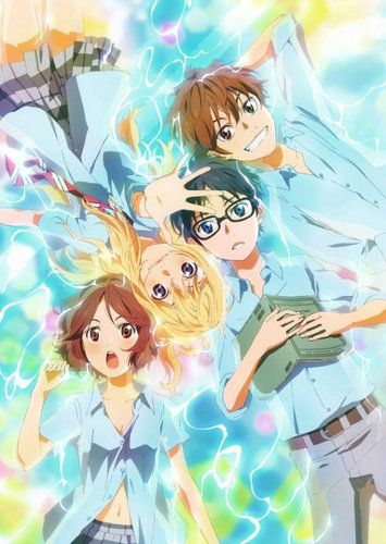 Твоя апрельская ложь / Shigatsu wa Kimi no Uso / Your Lie in April (2014-2015) [MP3|320 кб/с] <OST|OP|ED>