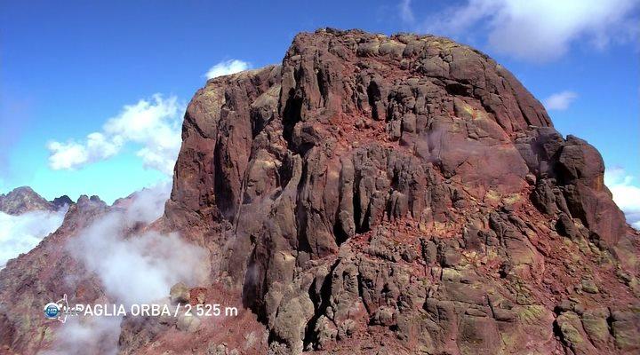 Дикая красота Корсики / Corsica wild beauty (1-5 серии из 5) (2013) HDTVRip