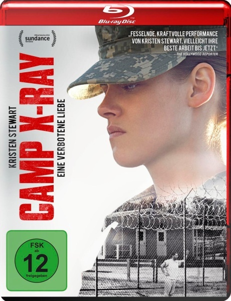 ������ �X-Ray� / Camp X-Ray (2014) BDRip 1080p | DVO