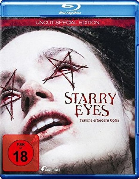 Глаза звезды / Starry Eyes (2014) BDRip 1080p | DVO