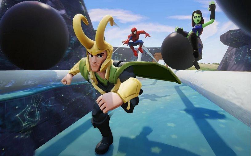 Disney Infinity 2.0 Новые миры 1.0 [Ru]