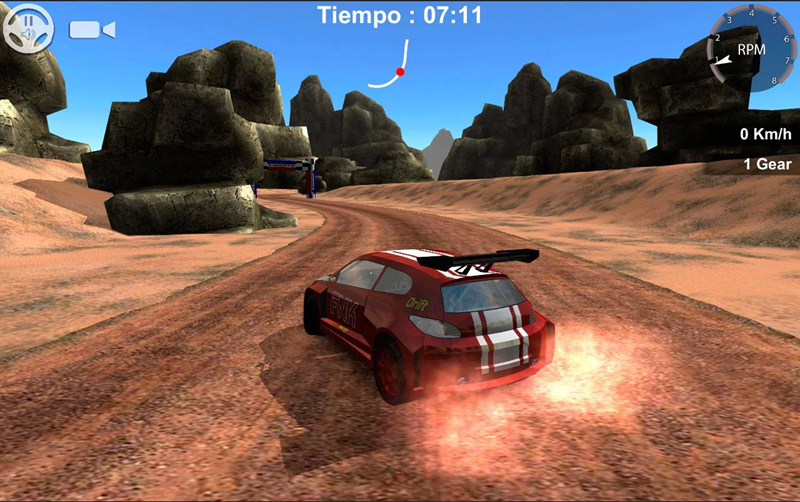 Drift and Rally 1.0.12 [En]
