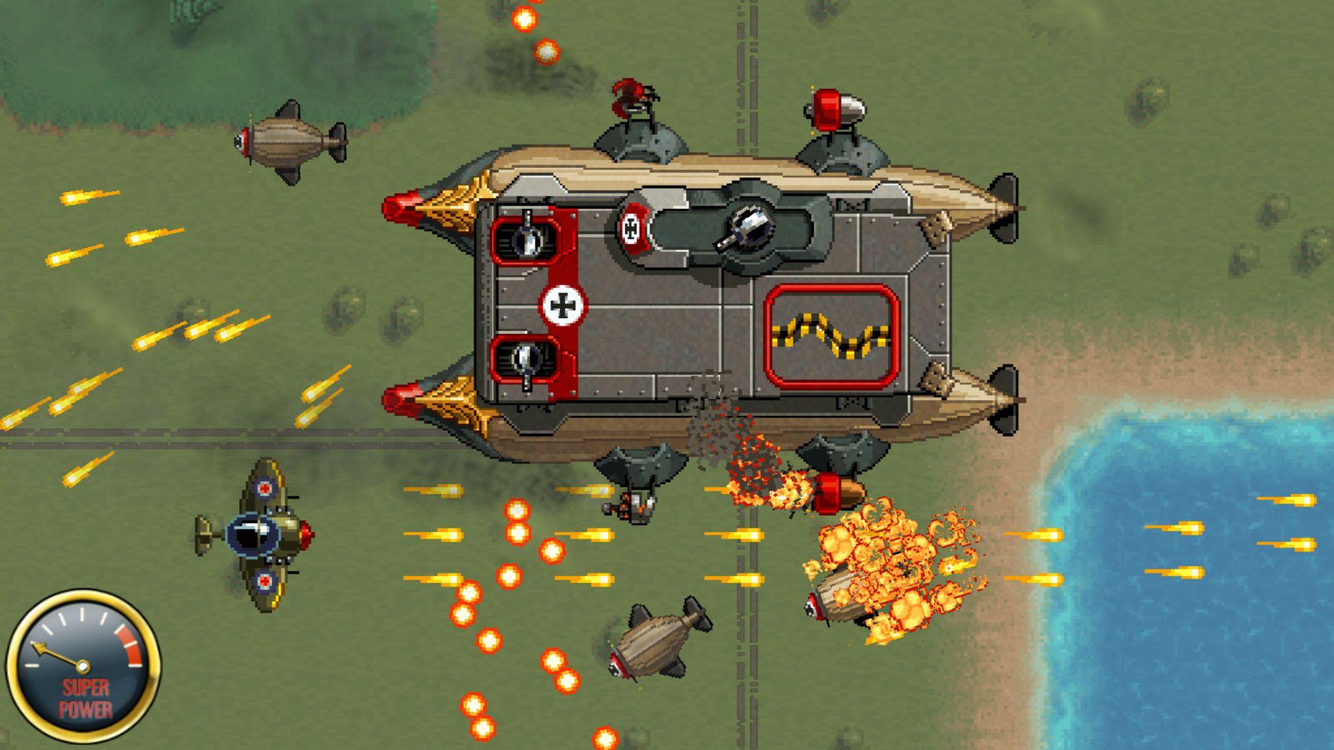 Третий скриншот Aces of the Luftwaffe (Лицензия)