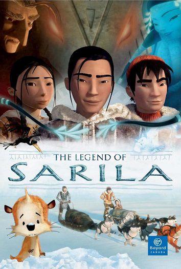 Сарила - Затерянная земля / The Legend of Sarila (2013) DVD9 [BD - DVD9]