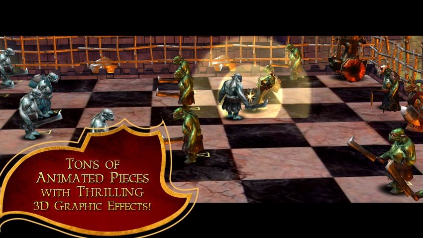 War of Chess 1.0.7 [En]