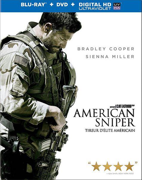 Снайпер / American Sniper (Клинт Иствуд / Clint Eastwood) [2014, США, боевик, триллер, военный, биография, BDRip 1080p] Dub + Sub Rus, Ukr, Eng + Original Eng