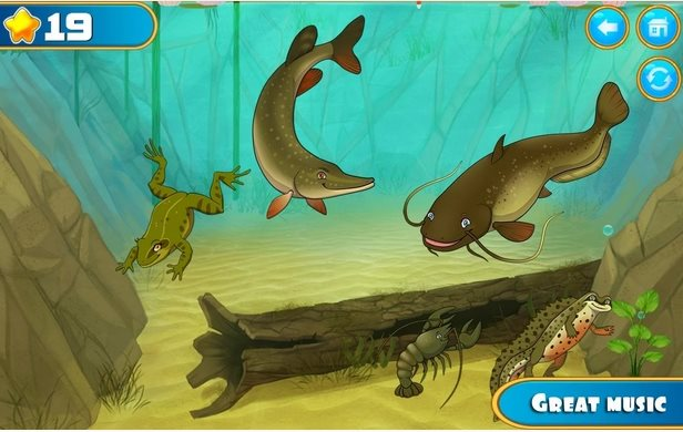 Хочу Все Знать: Рыбки 1.0 [Ru]