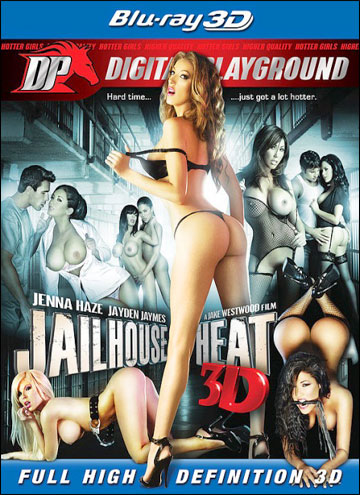 Digital Playground - Тюремная жара / Jailhouse Heat (2009) BDRip 720p |
