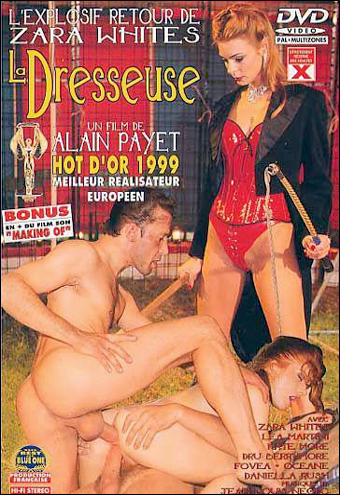 Постер:Дрессировщица / Звёзды на манеже / La Dresseuse / Manege der Stars (1999) DVDRip