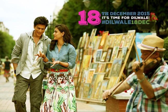Новый фильм Рохита Шетти и Шах Рукха Кхана - Dilwale )) 11235a21166d7045af6424af8ef025df