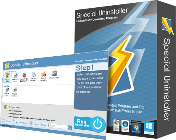 Special Uninstaller Portable