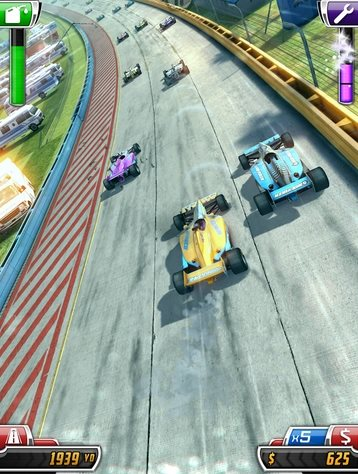 Daytona Rush 1.4.5 [En]