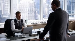 ����-������ / ������� � ������ / Suits [5 ����� 1-11 ����� �� 16] (2015) WEB-DLRip �� GeneralFilm | NewStudio