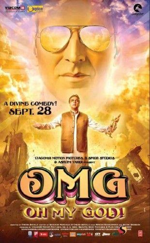 О, мой Бог! / Невероятная история / OMG: Oh My God! (Умеш Шукла / Umesh Shukla) [2012, Индия, комедия, HDRip] MVO (BaibaKo) + MVO (Rumata) + Sub Rus