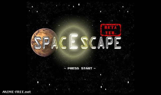 SpaceEscape: MitsukoX [Uncen] [2014] [Action] [ENG] H-Game