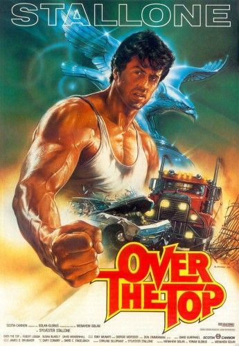 ��� ���� ��� / Over the Top (1987) BDRip by DJERG