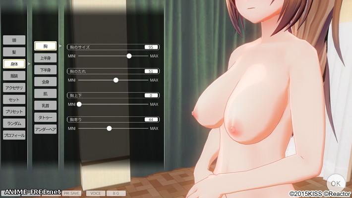 Custom Maid 3D 2 [2015] [Uncen] [3D, Sim, Constructor] [JAP,ENG,RUS] H-Game