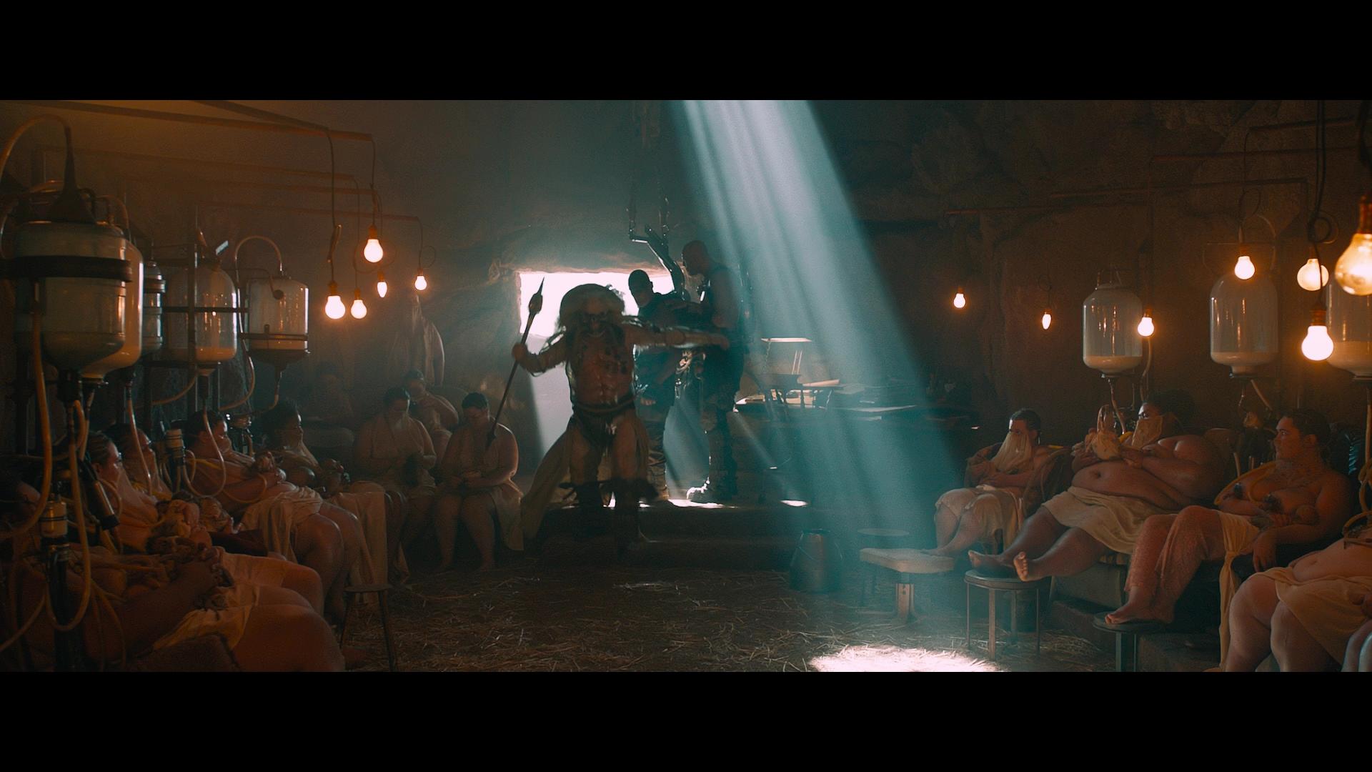 Безумный Макс: Дорога ярости / Mad Max: Fury Road (2015) Blu-Ray Remux 1080p | Лицензия