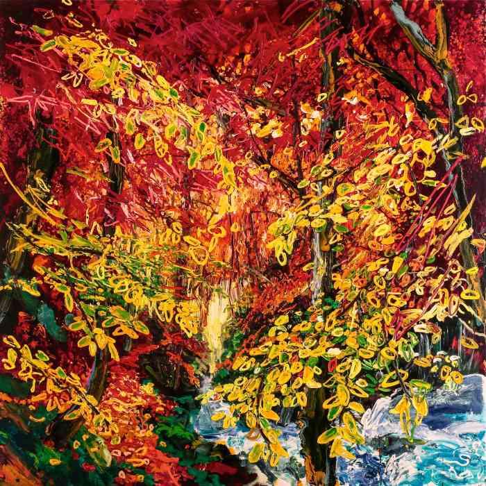 Творчество британского художника Hugh Miller