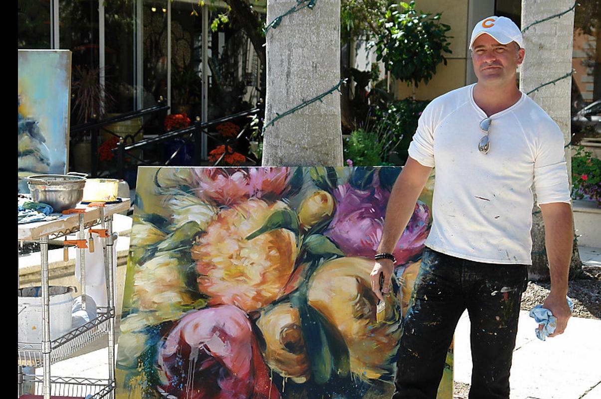 Творчество итальянского художника Carmelo Blandino