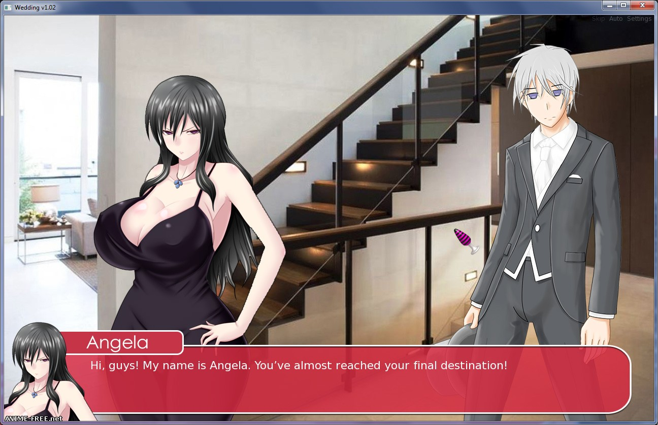 Wedding (KEXBOY) [2015] [Ptcen] [VN] [ENG,RUS] H-Game