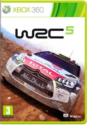 WRC 5 XBOX360-COMPLEX