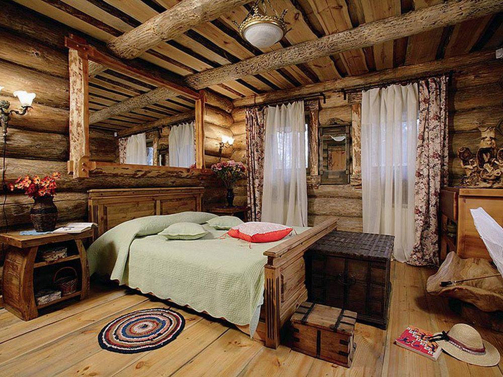 Интерьеры дачных домиков своими руками фото
