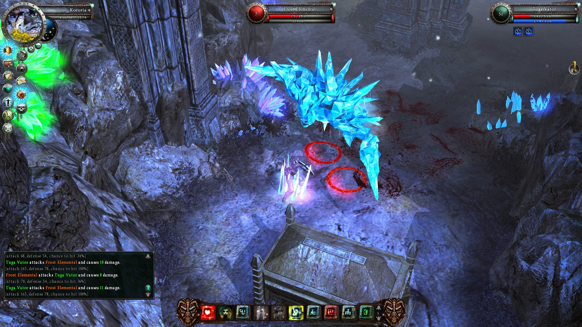Скриншот Legends of Dawn скачать торрентом