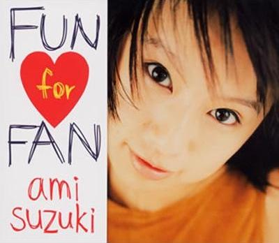 Ami Suzuki - FUN for FAN cover.jpg