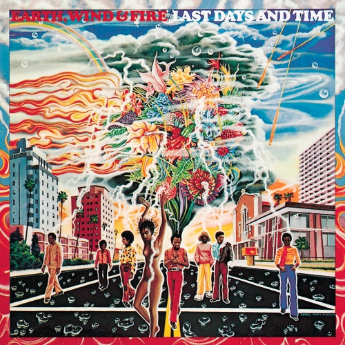 [TR24][OF] Earth, Wind & Fire - Last Days And Time - 1972/2012 (Funk, Soul, R&B)