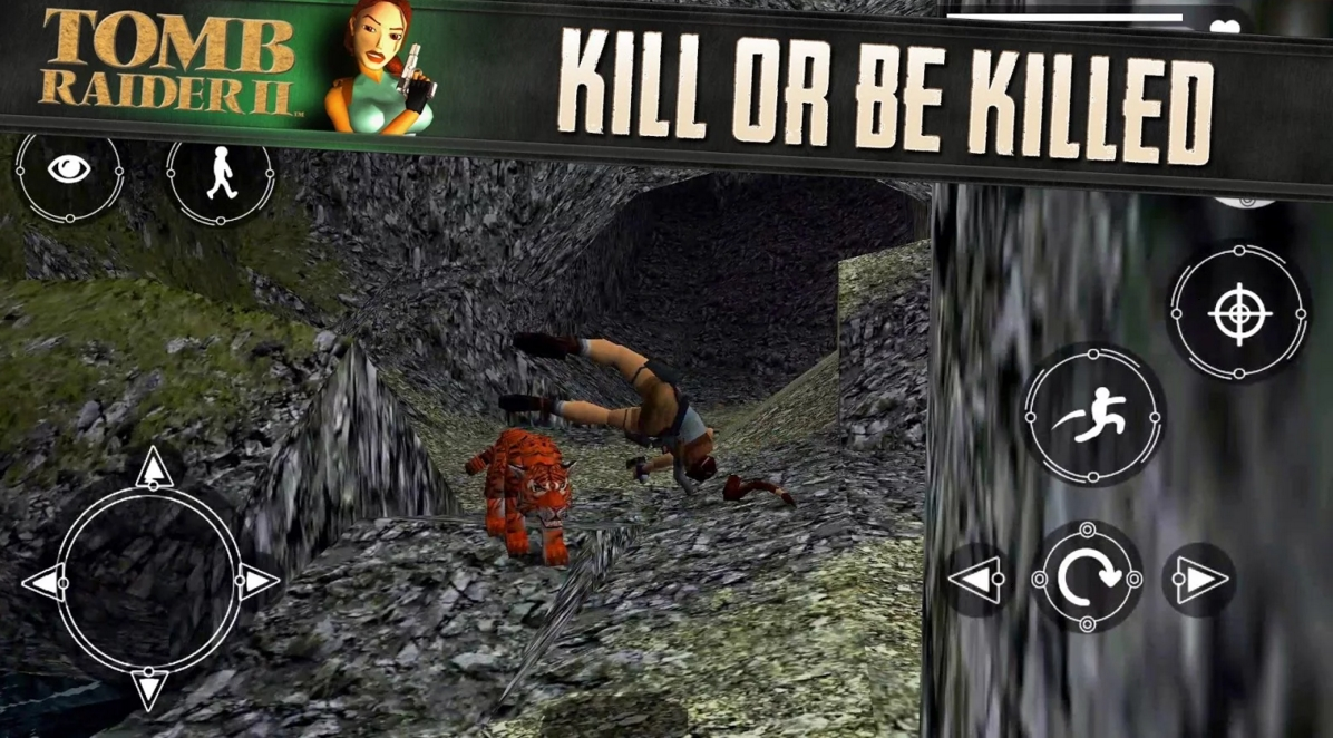 Tomb Raider II v1.0.36RC | Android