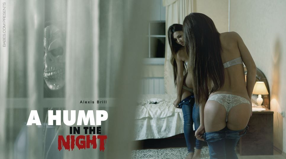 Alexis Brill - A Hump in the Night (2015)