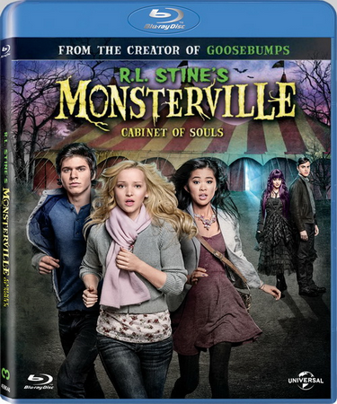 ������������/R.L. ������ ��������, ������� �� ����� ����. Stine#039;s Monsterville: The Cabinet of Souls