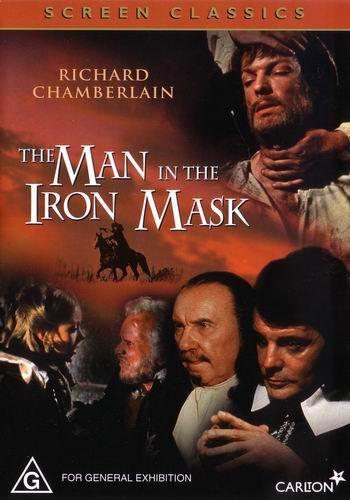 Человек в железной маске 1977 - профессиональный