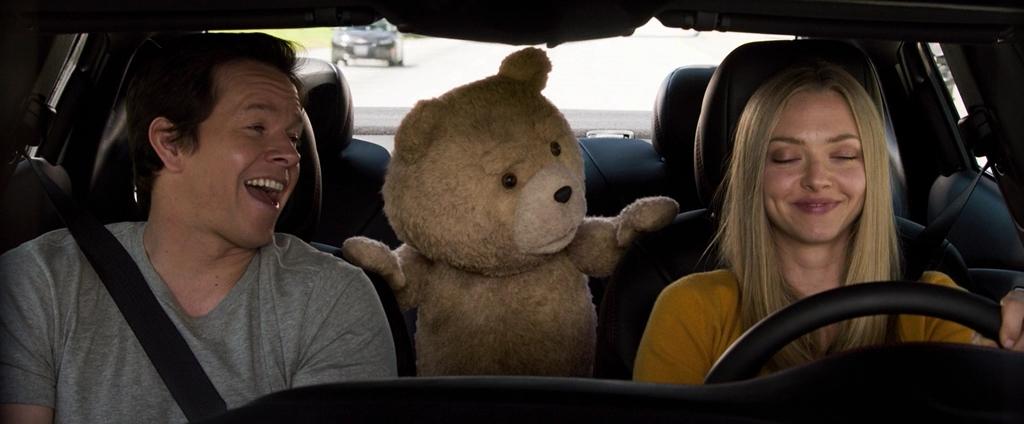 Третий лишний 2 / Ted 2 (2015) BDRip-AVC | Расширенная версия | Лицензия, Есарев