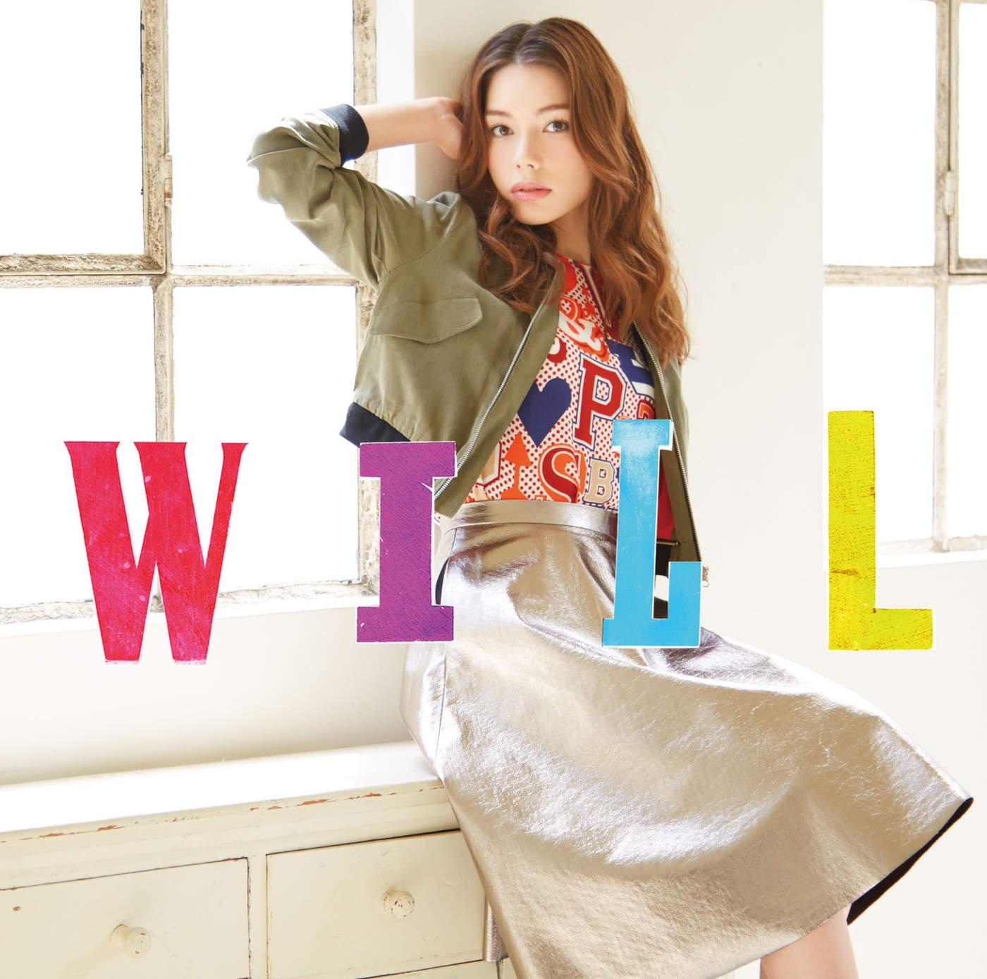 20151126.02 Rei Yasuda - Will cover 1.jpg