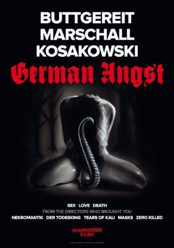 Немецкий страх/German Angst