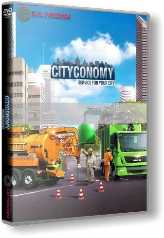 Cityconomy: Service for your City [RePack] [RUS / ENG / MULTI13] (2015) (1.0.180)
