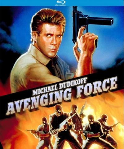 Карающая сила / Avenging Force (1986) BDRip-AVC от k.e.n & nnmclub | P, A