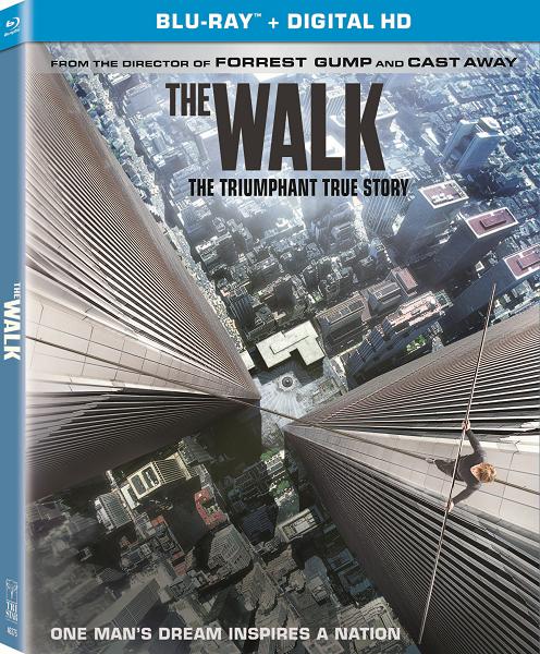 �������� / The Walk (2015) BDRemux 1080p | ��������