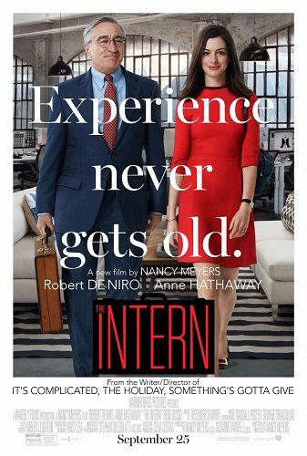 The Intern 2015 HDRip XviD AC3-EVO
