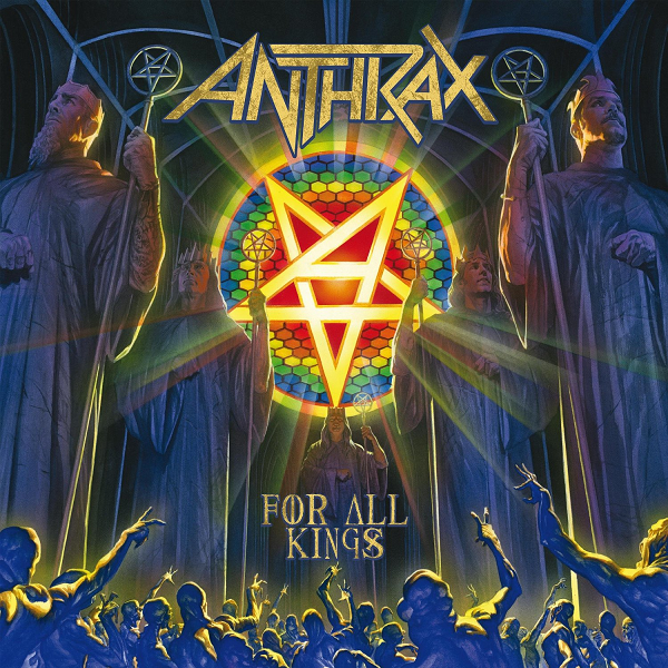 Anthrax - For All Kings [2CD Limited Edition] (2016) MP3