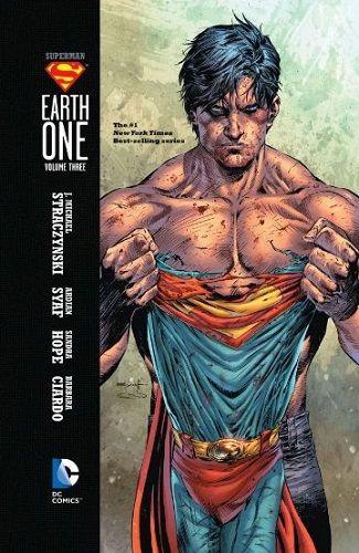J. Michael Straczynski - Superman Earth One Volume Three (2015) (Cheep&LayZ-DCP)