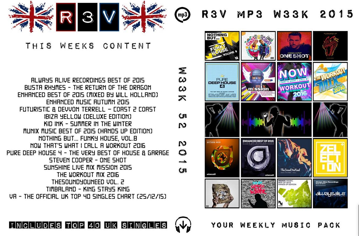 R3V MP3 WEEK 52 2015