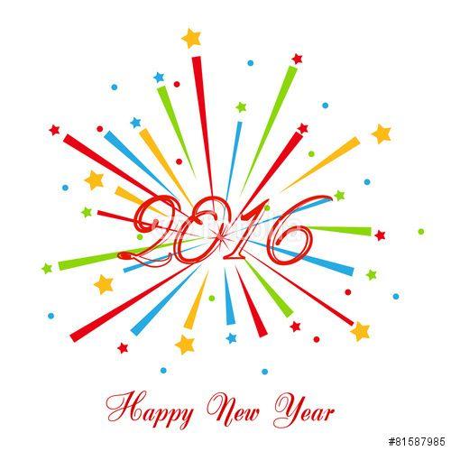 Встречаем Новый 2016 год!